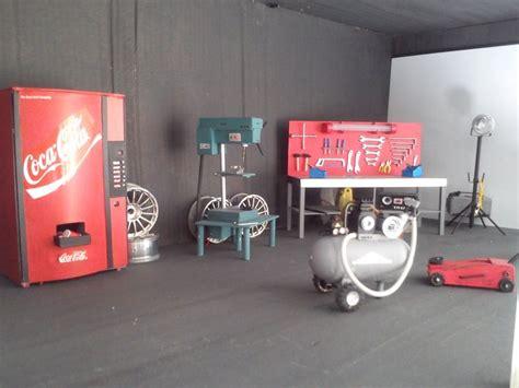 Garage Rc Modify New Garage 1 10 Scale Crawler Rc Truck Dunkel Rc