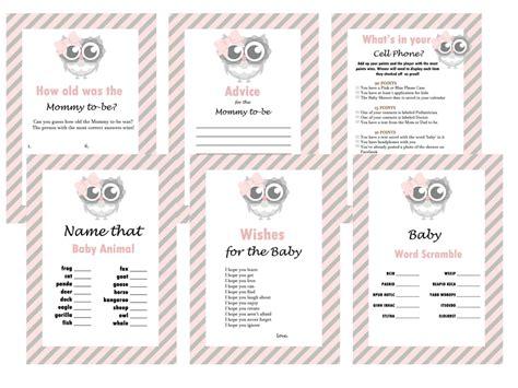 Gamis Set Baby Pink pink owl baby shower magical printable