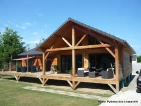 maison bois midi pyrenees pyr 233 n 233 es bois maisons