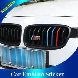 Bmw Grill Badge Excellent New 3d M Metal Front Grille Car Sticker Badge