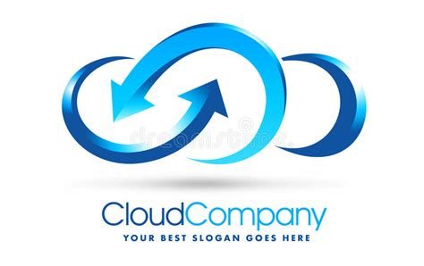 cloud 9 logo color cloud logo stock illustration image 39466444