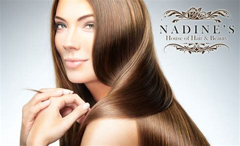 haircut deals east london nadine s house of hair beauty vouchers spa beauty