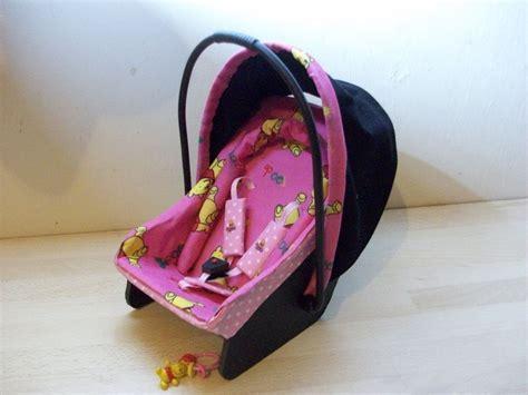 diy reborn baby car seat handmade ooak car seat baby carrier for 5 7 1 2 quot ooak