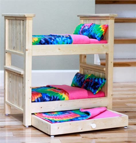 awesome american girl doll bunk bed buzzard film