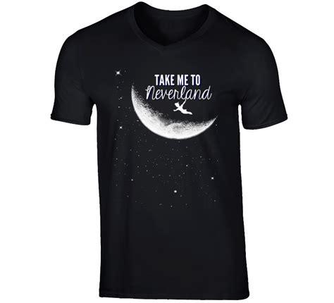 T Shirt Take Me To R3hab 1 take me to neverland pan popular graphic t