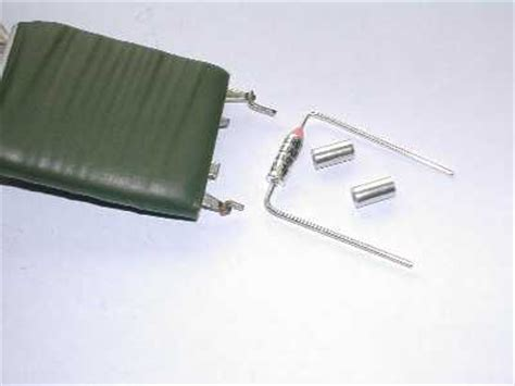 resistor pack repair fix your corsa d heater blower resistor problem in minutes