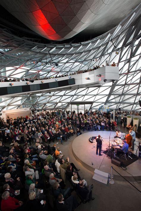 Esszimmer Bmw Welt by Bmw Welt Gets 2 93 Million Visitors In 2013