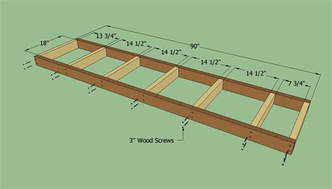 how to build a wood shed howtospecialist how to build