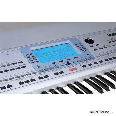 tutorial keyboard korg pa50 sd korg pa50sd arranger keyboard korg leicester midlands