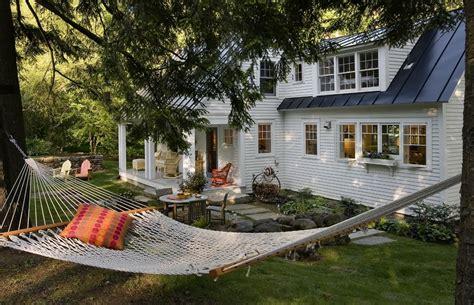 Backyard Hammock Ideas Design Trends Premium Psd Hammock In Backyard