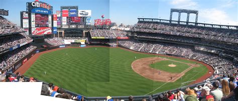 where is standing room only at citi field citi field panoramas 171 cook sons baseball adventures