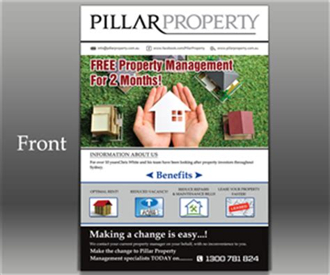 property management postcards templates property management flyers property management flyer