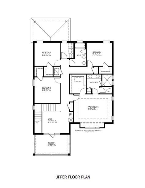 100 inland homes devonshire floor plan residential