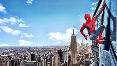 Spider Man Homecoming 2017 Movie 4K HD Wallpaper