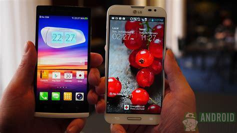 Handphone Lg Optimus G Pro lg optimus g pro vs oppo find 5