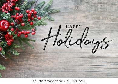 happy holidays images stock  vectors shutterstock
