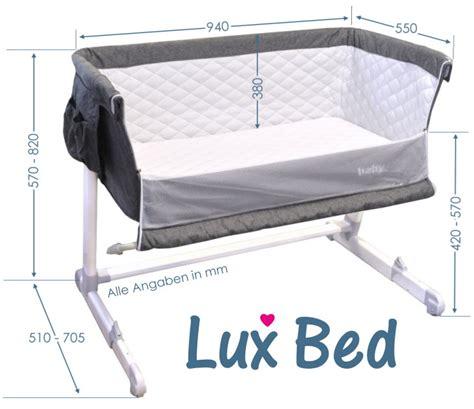 babybett gleichzeitig beistellbett baby beistellbett babybett verstellbar bed grau