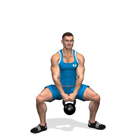 kettlebell swing squat evolutionfit sumo squat kettlebell