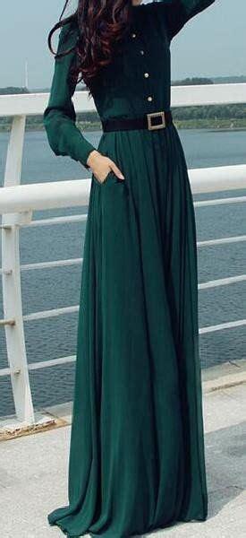 Blue Army Maxi Dress best 25 winter maxi dresses ideas on winter