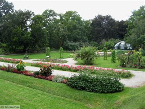 Garden Zagreb Zagreb Botanical Garden