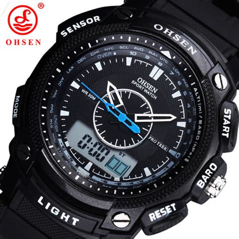 Ohsen Waterproof Quartz Digital Sport Ad1209 1 Ohsen Waterproof Quartz Digital Sport Ad1209 1 Black Jakartanotebook