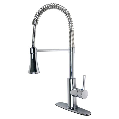 euro collection single handle kitchen faucet with pull euro collection single handle kitchen faucet with spring