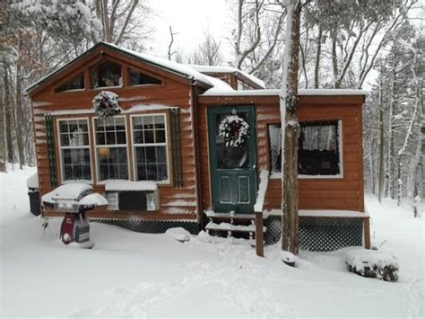 Rock Dogwood Cabins by Snowed In And Loving It