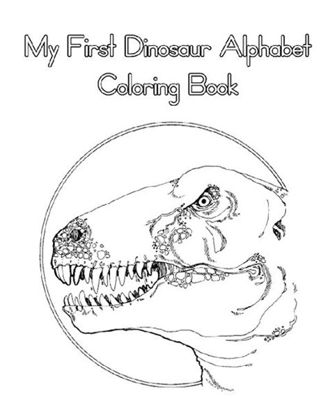 dinosaur alphabet coloring pages dinosaurs alphabet pages abc coloring pages pinterest