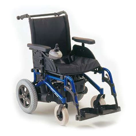 fauteuil roulant invacare invacare mirage blue