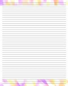 Fancy Writing Paper Pics Photos Free Printable Lined Writing Paper Fancy