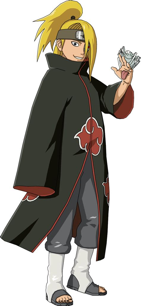 the new akatsuki narutopedia the naruto encyclopedia wiki how to image deidara akatsuki png narutopedia fandom