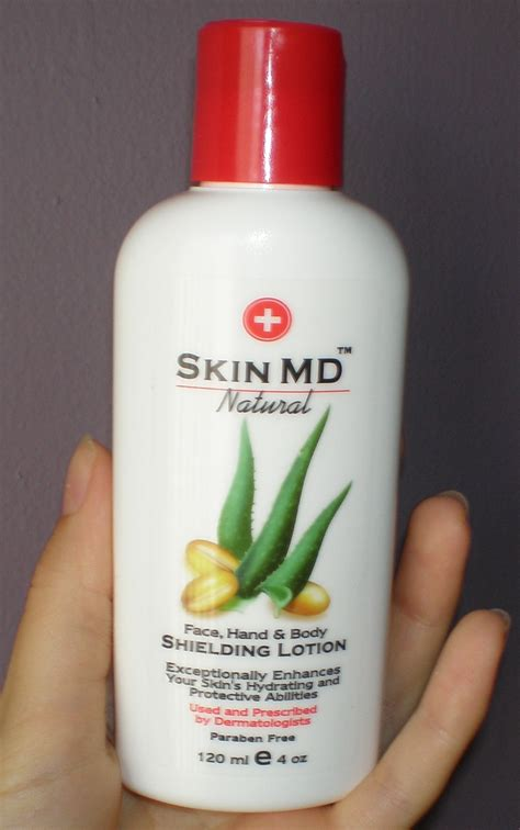 Skin Md Shielding Lotion by Skin Md Shielding Vegan Lotion Giveaway Vegan
