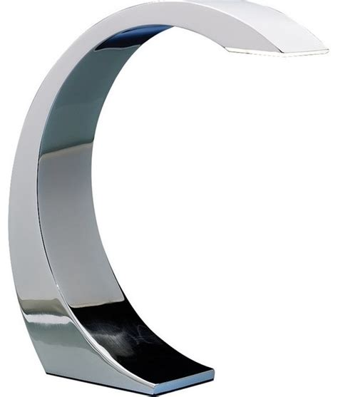 touch desk l stainless steel element touch l contemporary ls by