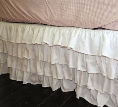 white bed skirt queen the 29 best images about bed skirt ideas on pinterest