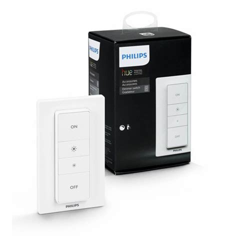 Philips Hue Dimmer Switch philips hue smart led wireless dimmer switch smart