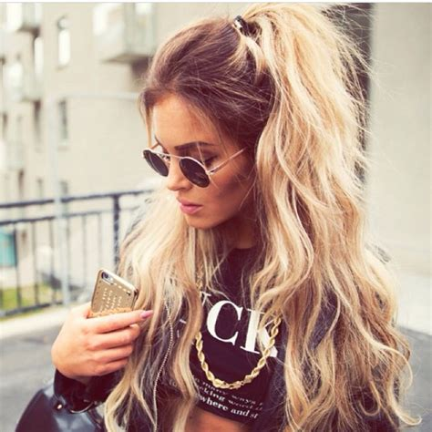 wearing long hair after 60 112 best hairstyles to try images on pinterest hairstyle