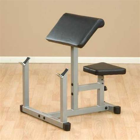 body solid preacher bench body solid preacher curl bench used body solid 80