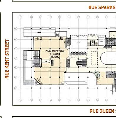 Yorkdale Floor Plan by Retail Insider