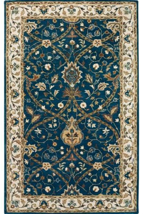 teal and brown rug brown and teal rug