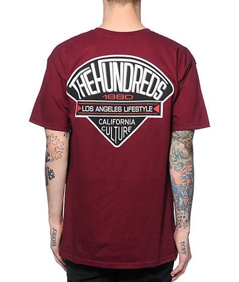 Tshirt The Chap the hundreds chapter t shirt