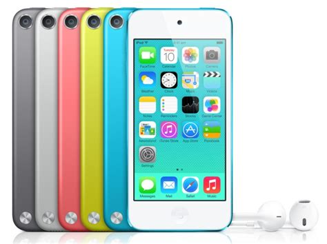 Apple Introduces 16GB iPod touch With Rear Camera; All