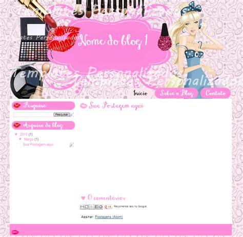 templates blogger personalizados templates personalizados