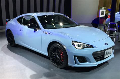 sport subaru brz subaru brz sti sport launched for as most driver