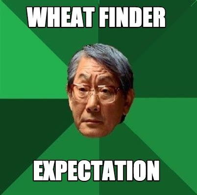Meme Finder - meme creator wheat finder expectation meme generator at