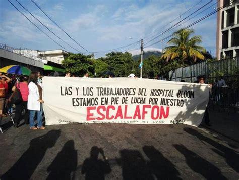 pago por escalafon 2016 sindicalistas de salud bloquean 25 av norte para exigir