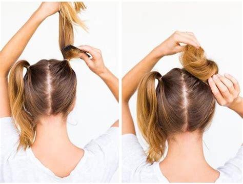 ikat rambut princess space buns inspirasi gaya rambut dari coachella
