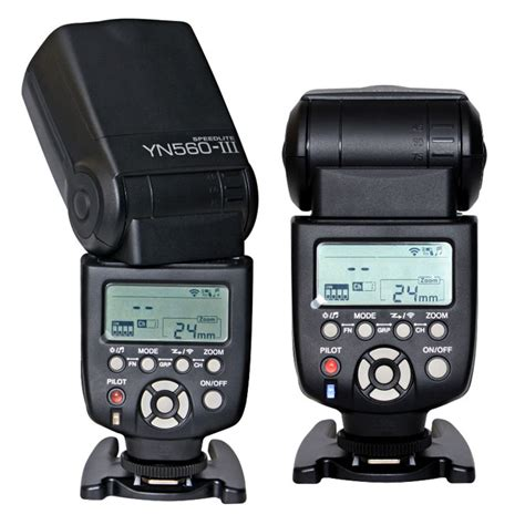 Flash Yongnuo For Canon Yongnuo Yn560 Iii Wireless Flash Speedlite For Digital Slr 560iii 519890690340 Ebay