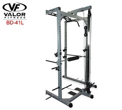Rack Pull Benefits by Bd 41l Lat Pull For Bd 41 Power Rack Valor Fitness