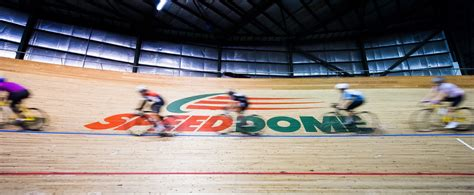 speed dome track cycling at speed dome perth