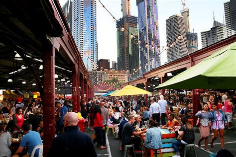 new year market melbourne 5 ways to celebrate new year in melbourne